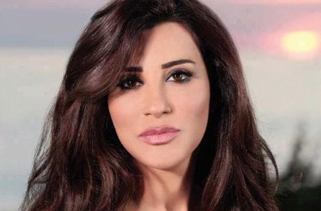 Najwa Karam is feeling the pressure as her dad's ill in hospital. (Image: Facebook)