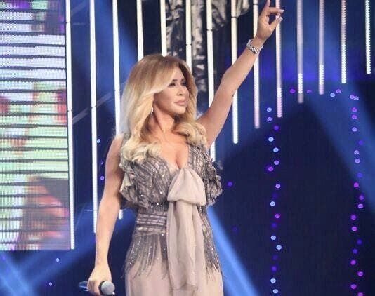 Will Nawal take a new career step by hosting her first talk show? (Image: Facebook)