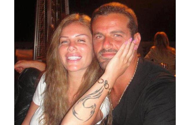 Nicole is happily married to fellow Lebanese actor Youssef El Khal. (Image: Facebook)