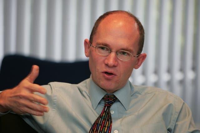 Nigel Hawthorn, VP EMEA Marketing, Blue Coat Systems
