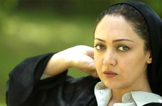 Iranian actress Niki Karimi.