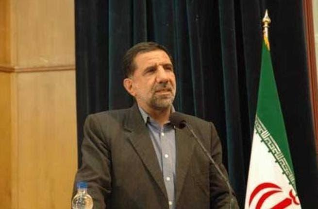 Former Iranian ambassador to Jordan, Nosratollah Tajik