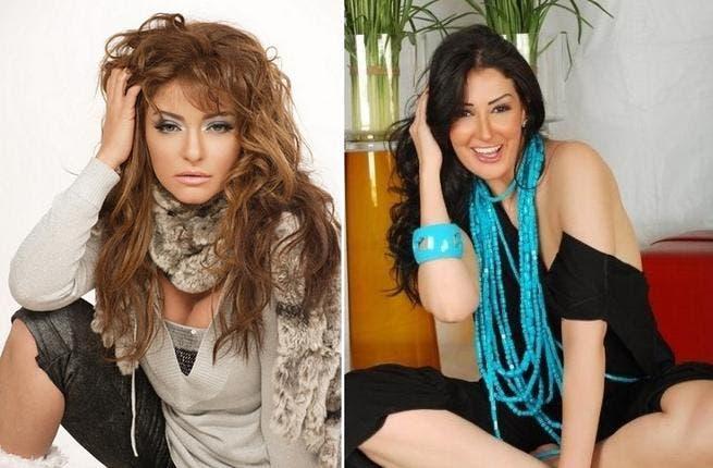 Ola Ghanem and Ghada Abdel Raziq