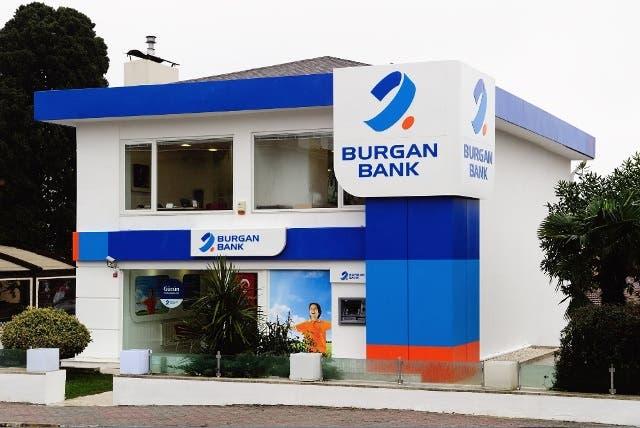 One of Burgan Bank - Turkey's Branch