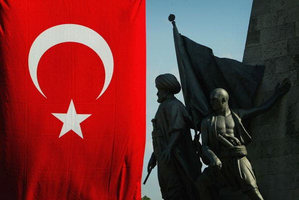 Turkey looms large over the Middle East with Ottoman intent