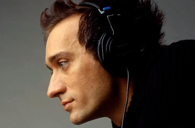 Paul Van Dyk (picture courtesy of Mix Mag)