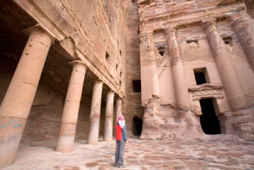 New figures show that the tourism sector in Jordan generated $3.5 billion in 2012