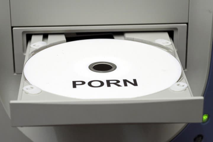The porn trade can land you in hot water in the UAE if caught producing or distributing CDs (Porn DVD/ Shutterstock)