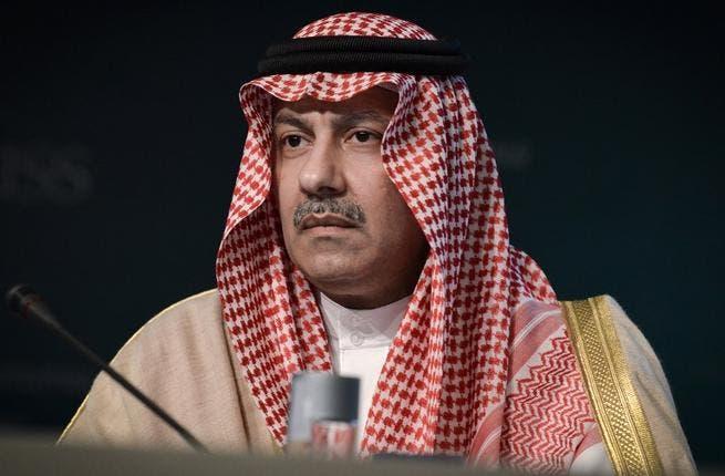 Saudi's deputy foreign minister, Prince Abdulaziz bin Abdullah