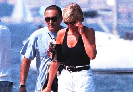 A secret engagement between Princess Di and Dodi al Fayed could corroborate theories of a plot to stop the Princess marrying a Muslim.