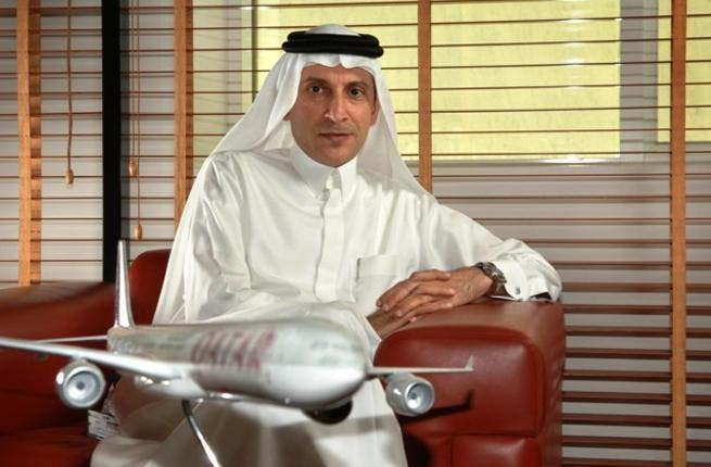 Qatar Airways CEO Akbar Al Baker revealed a financial loss for the airline