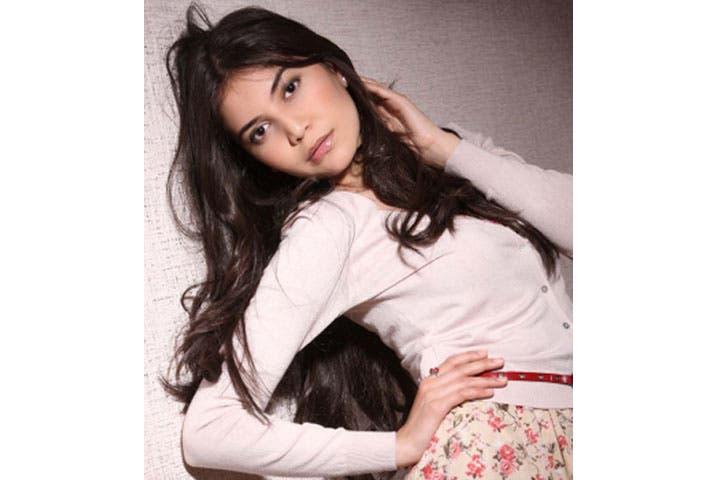Uzbekistan has no idea who 18-year-old Rahima Ganieva. (Image: Miss World Website)