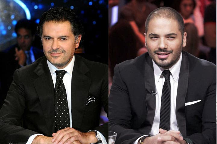 Ragheb Alama misses Ramy Ayach's wedding day for Iraq! (Image: Facebook)
