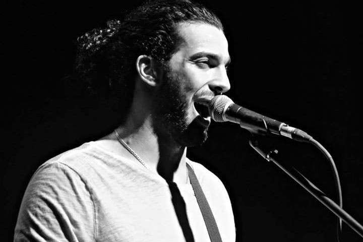 Singer Ramy Essam gained tremendous popularity during the 25 January Revolution. (Image: Facebook)