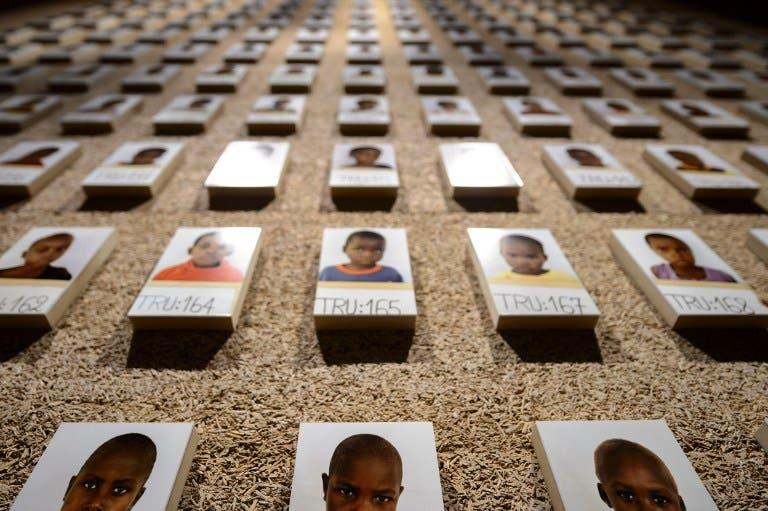 (AFP PHOTO / FABRICE COFFRINI)