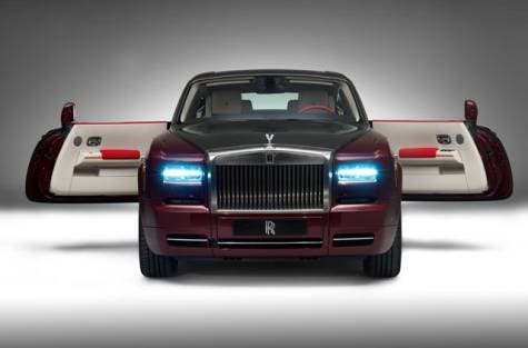 Briscoe said that Rolls Royce is not likely to go down the electric car path that a lot of other carmakers are treading.