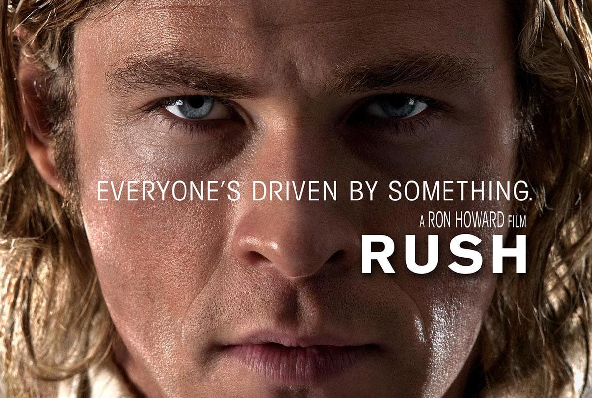 'Rush' film speeds into Dubai theaters (Image: courtesy of the the-anonymous.com)