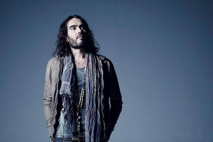 Think about it. Is the region ready for Russell Brand?