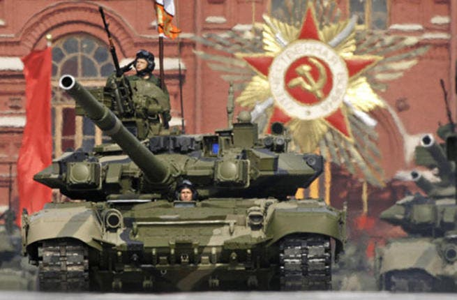 Russia may be gunning for superpower influence