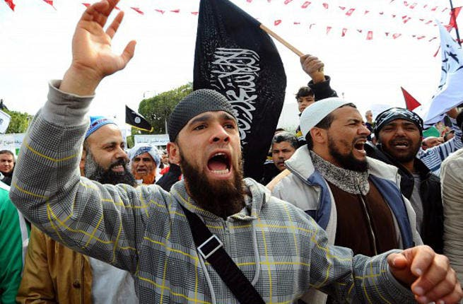Tunisian hardline Salafis to rally on Sunday, defying government ban. (Photo for illustrative purposes only)