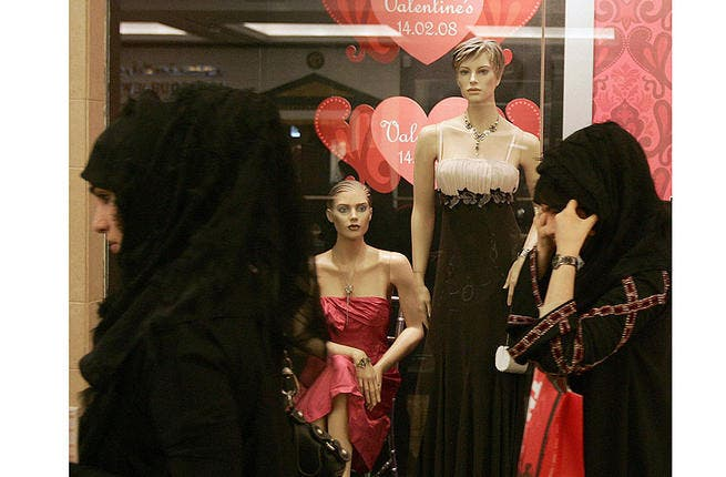 Saudi women will be permitted to work in shops selling female accessories, it has been announced