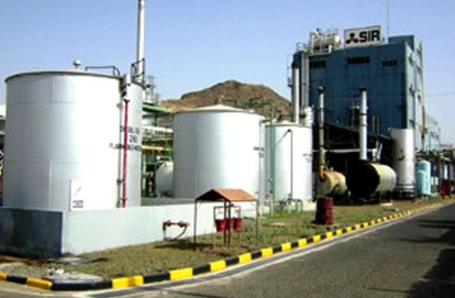 One of the prominent non-oil private companies, Saudi Industrial Resins Ltd