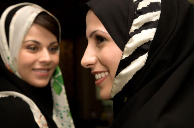 Saudi women are one of the most economically powerful women in the Middle East.