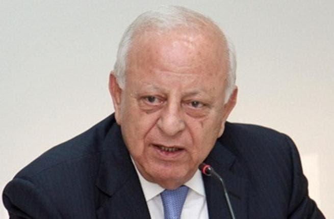 Jordanian Industry and Trade Minister Shabib Ammari