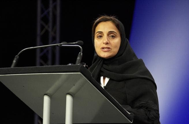 Sheikha Lubna Al Qasimi warns of a collapse in international commerce as the global economic slowdown begins to bite