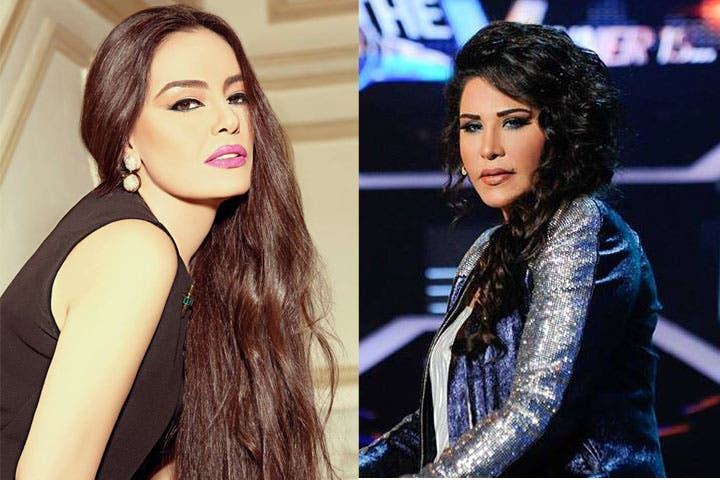 Sherihan made sure Ahlam knows that she's standing by her side. (Image: Facebook)