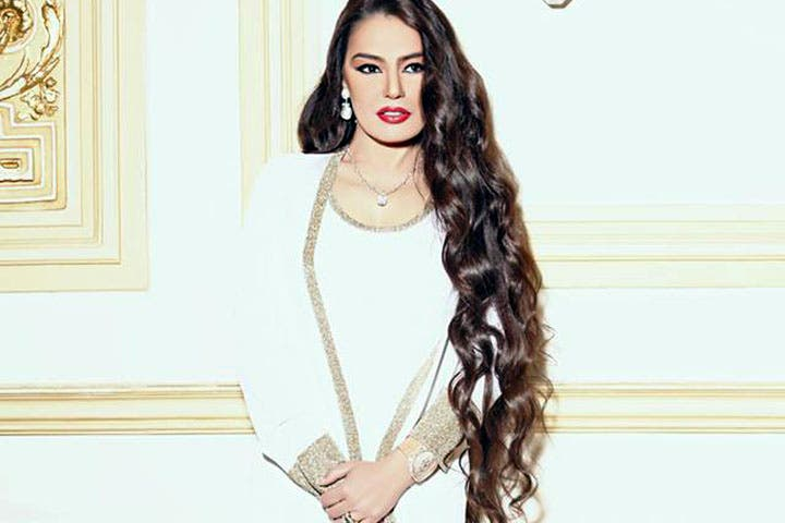 Sherihan is looking younger than ever in her first photo shoot in 15 years. (Image: Facebook)