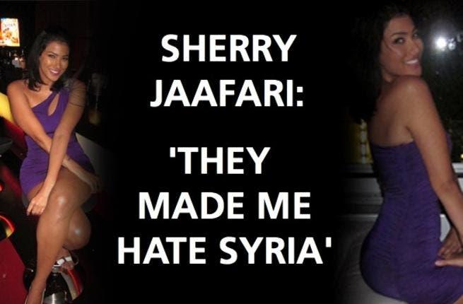 Sherry Jaafari, Assad's media adviser