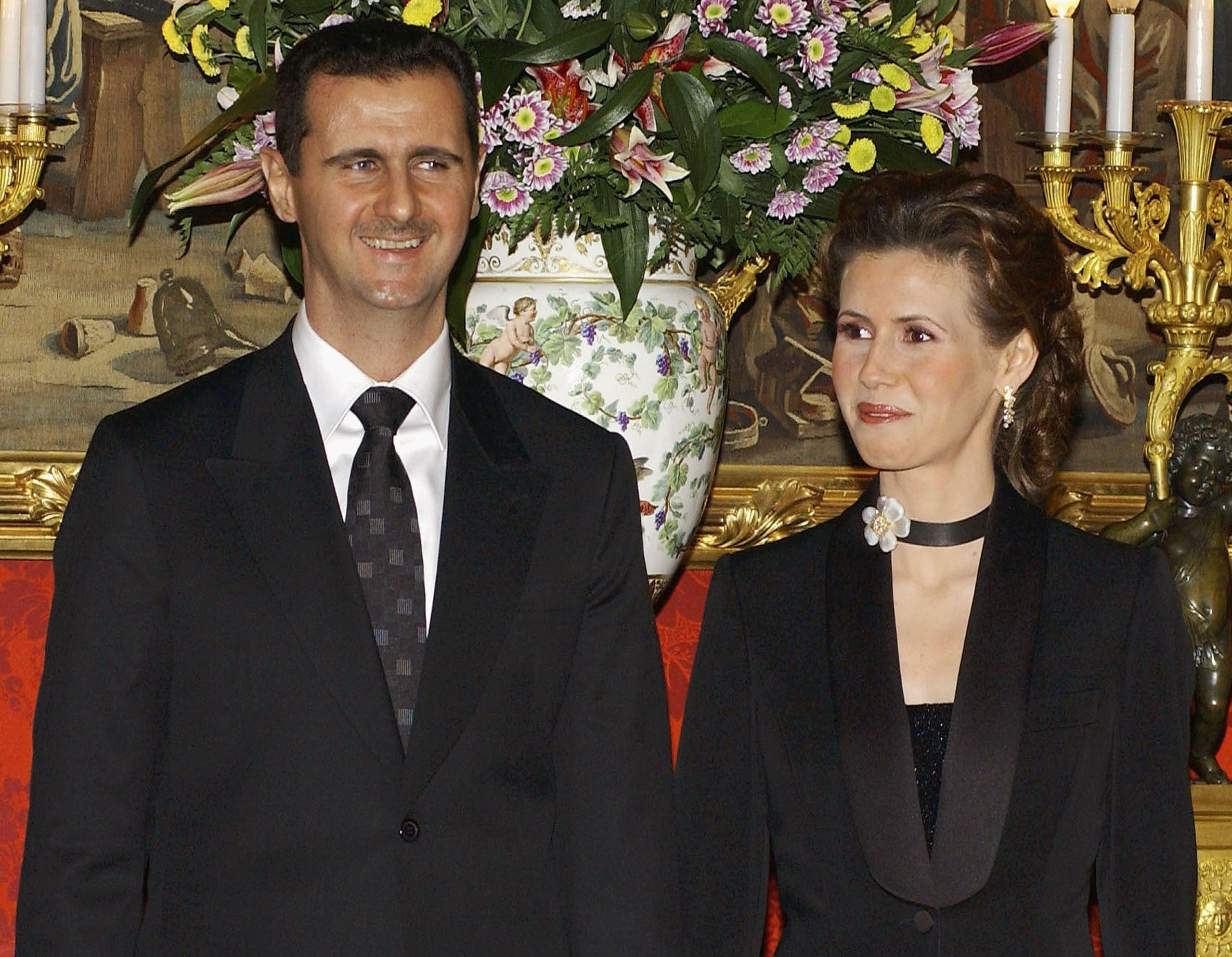 Asma Assad faces strong criticism and outrage for her supportive stance on her husband's actions.