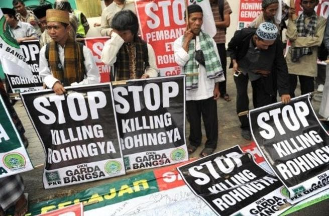 the human rights violations that the rohingya muslims face Rohingya muslims in burma, as well as christians, face continued  human  rights researcher, detailed the abuses christians – many of whom.