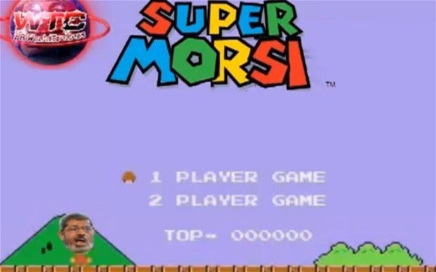 Super Morsi is the online gaming hit.