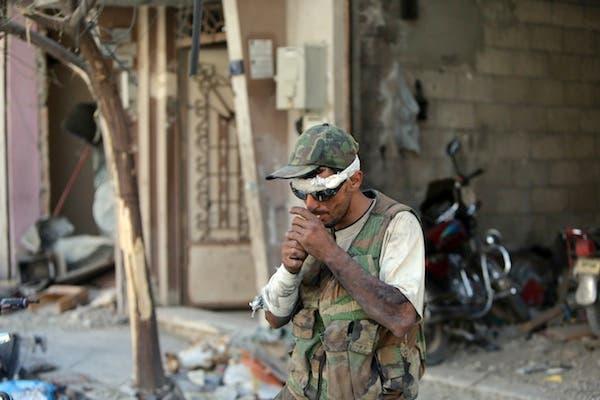 One Iranian Revolutionary Guard commander has criticised the