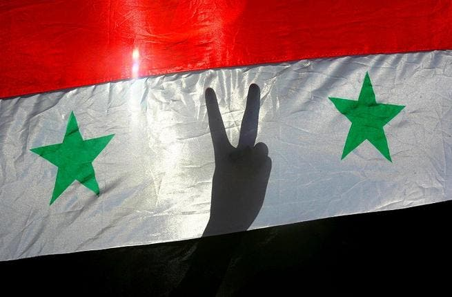 Syria and Iran are launching a joint-Arabic language TV channel. (AFP/File)