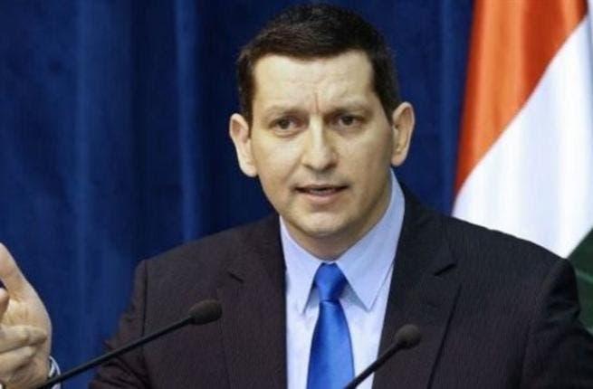 Syrian government spokesman, Jihad Makdissi