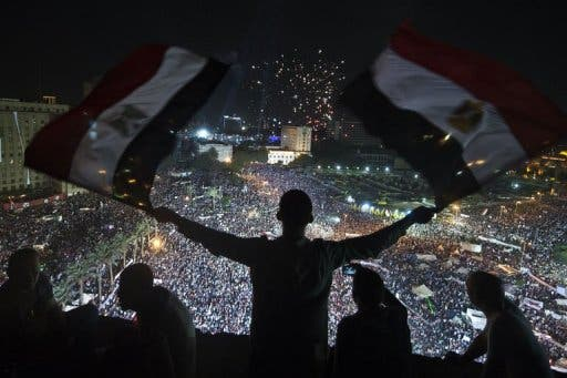 The Revolution Path Front hopes to restore Egypt to the principles of