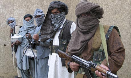 14 members of the Taliban were killed in Helmand province on Sunday after a series of gunfights with state security forces. (Image courtesy of The Guardian)