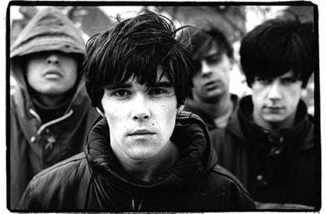 The Stone Roses.
