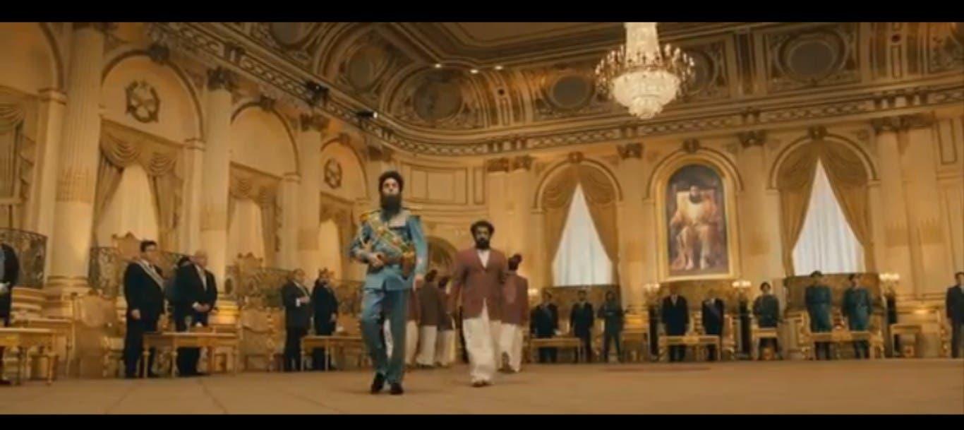 'The Dictator' Movie Stille