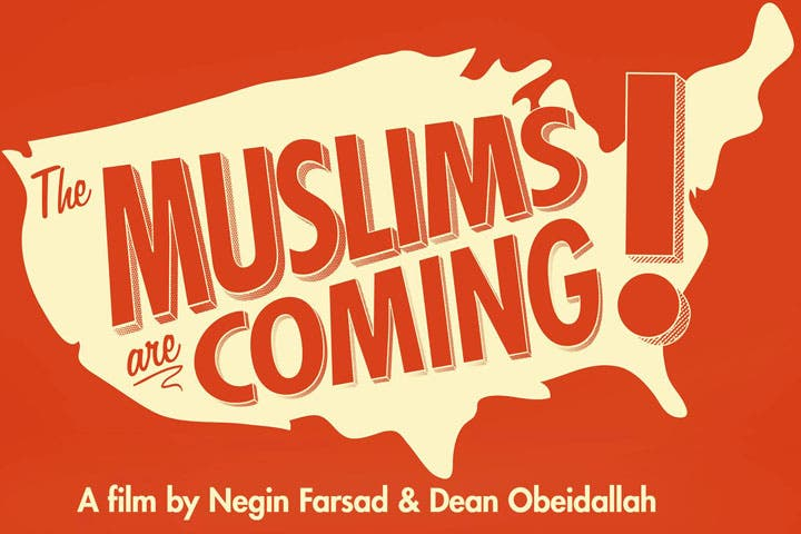'The Muslims are coming!' in documentary form. (Image: Facebook)