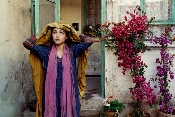 "Golshifteh Farahani plays the lead role in Rahimi's ""The Patience Stone,"" the festival's opening-night film. (Image: Facebook)"