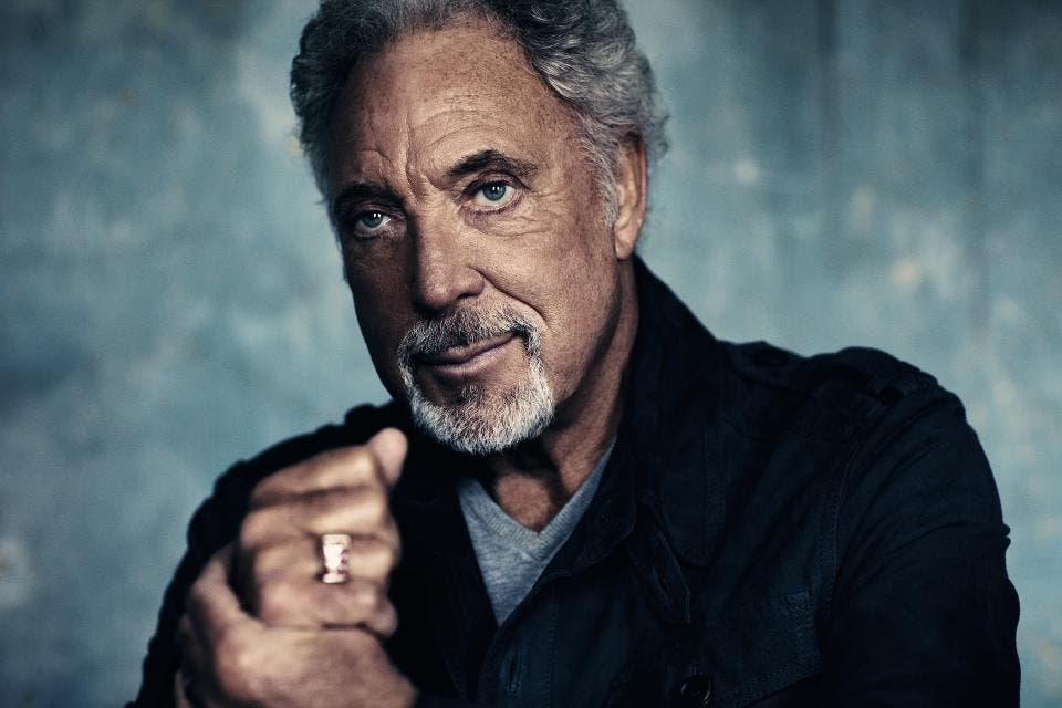 Tonight's the night for Tom Jones! (Image: Facebook)