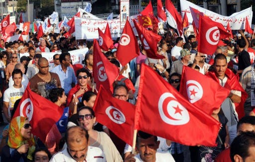 The second deputy vice-president of Tunisia's National Constituent Assembly, Larbi Ben Salah Abid, said Thursday that all political parties in Tunisia are awaiting the date of the next presidential and parliamentary elections, which is due to be before the end of 2014. (AFP/File)