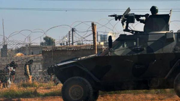 The Turkish authorities seized 1,200 rockets near the Syrian border on Thursday. (AFP/File)