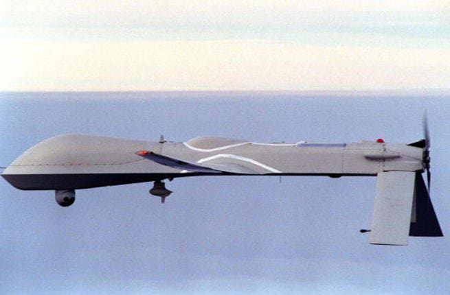 US drone: Is this a Christmas gift delivered by airmail first-class to Yemeni citizens?