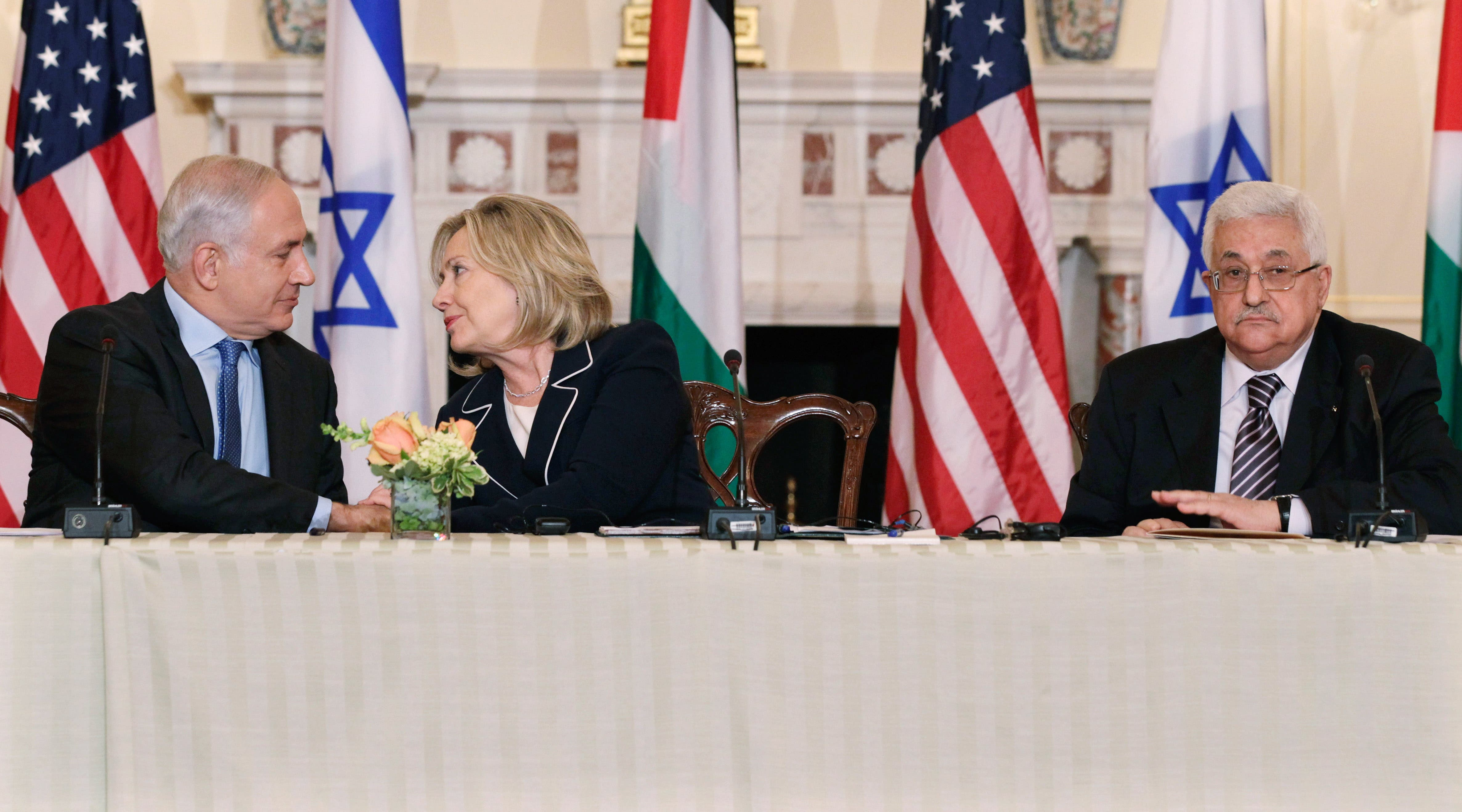 The question has been raised by many critics of the US's veto intentions: Why support the concept of a Palestinian state but not follow through by backing the bid?
