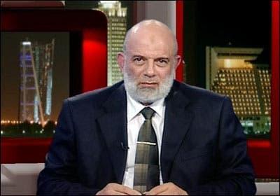 Radical preacher Wagdy Ghoneim. Image courtesy of shorouknews.com